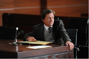 Michael J. Fox in The Good Wife