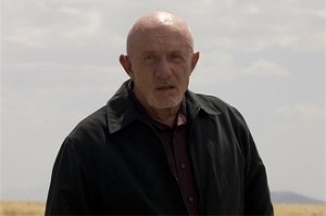 Jonathan Banks in Breaking Bad