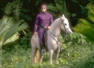 Billy Zane in The Phantom