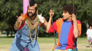 Jordan Peele and Keegan Michael Key in Key & Peele