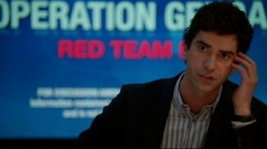 Hamish Linklater in The Newsroom