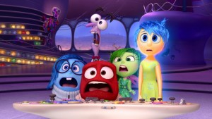The feelings of Inside Out