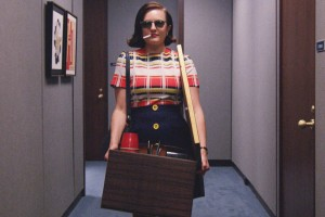 Elisabeth Moss in Mad Men