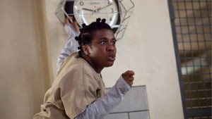 Uzo Aduba in Orange is the New Black