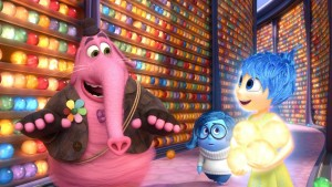 Bing Bong, Sadness and Joy in Inside Out