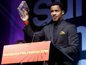 Nate Parker, director of The Birth of a Nation