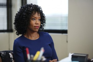 Regina King in American Crime