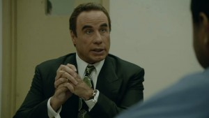 John Travolta in The People v. O.J. Simpson