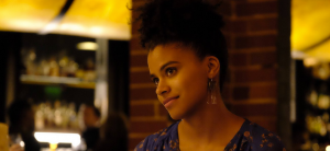 Zazie Beetz on Atlanta