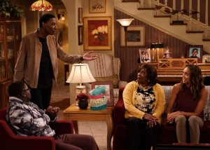 The cast of The Carmichael Show