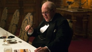 John Lithgow in The Crown