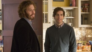 TJ Miller and Thomas Middleditch on Silicon Valley