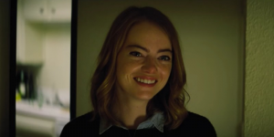 Emma Stone in La La Land