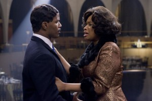 Jamie Foxx and Jennifer Hudson in Dreamgirls