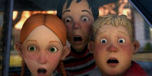 The kids of Monster House
