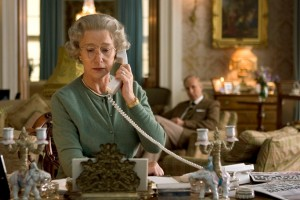 Helen Mirren and James Cromwell in The Queen