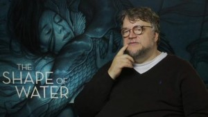 Guillermo del Toro of The Shape of Water