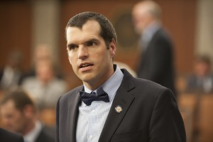 Timothy Simons in Veep