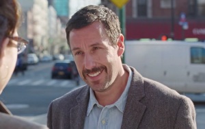 Adam Sandler in The Meyerowitz Stories