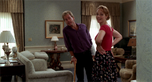 Greg Kinnear and Helen Hunt in As Good as It Gets