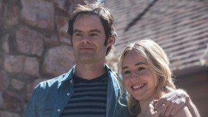 Bill Hader and Sarah Goldberg in Barry