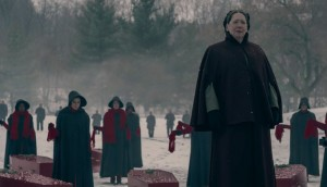 Ann Dowd in The Handmaid's Tale