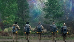 The cast of Annihilation