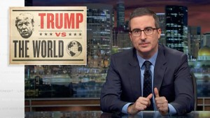 John Oliver on Last Week Tonight
