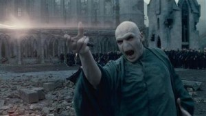Ralph Fiennes in Harry Potter and the Deathly Hallows, Part 2