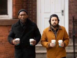 Mahershala Ali and Ramy Youssef in Ramy