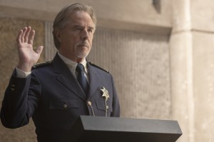 Don Johnson in Watchmen